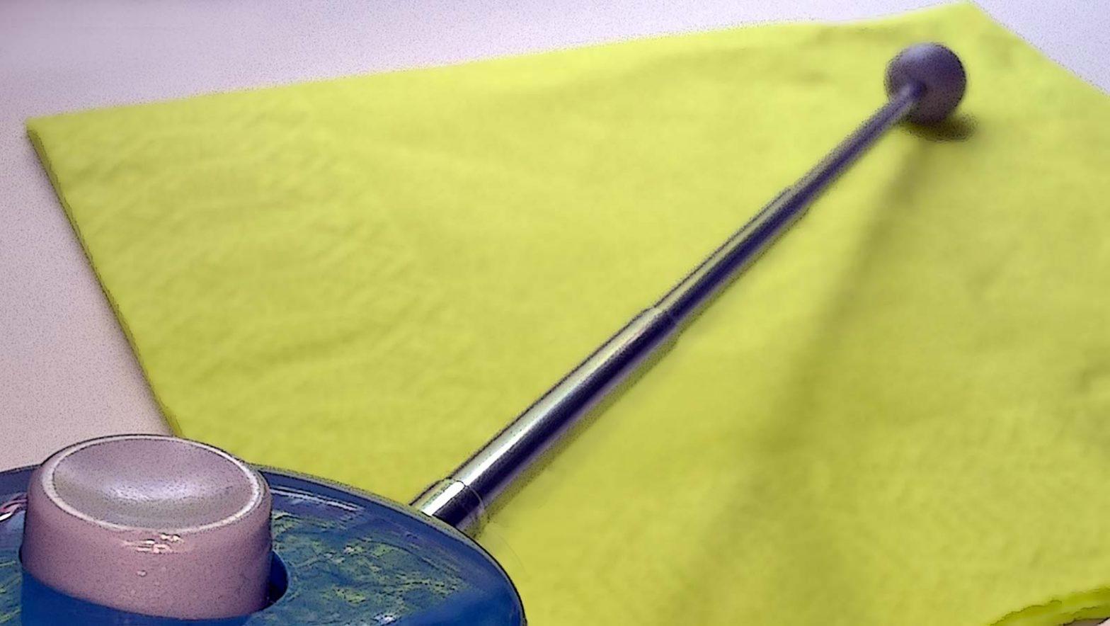 Luzis Targetstick mit Clicker